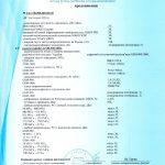 Сертификат охранная система